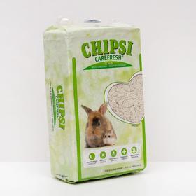 Наполнитель/подстилка  CareFresh NATURAL натуральный , 14 л -  на бумажной основе  для птиц и мелких