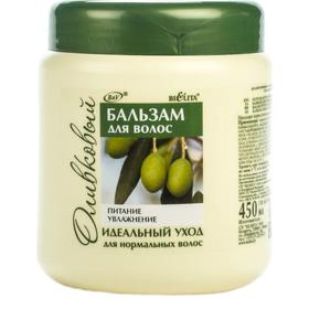 Бальзам Bielita «Оливковый», для нормальных волос, 450 мл