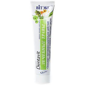 Зубная паста ВITЭКС Dentavit «Лечебные травы», 160 г