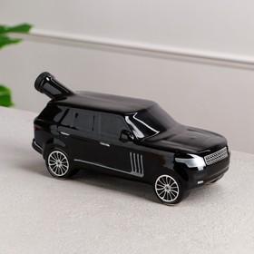 Штоф 'Машина Люкс', цвет чёрный, 1 л Ош