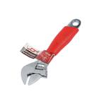 Ключ разводной LOM, 150 мм, обрезиненная рукоятка