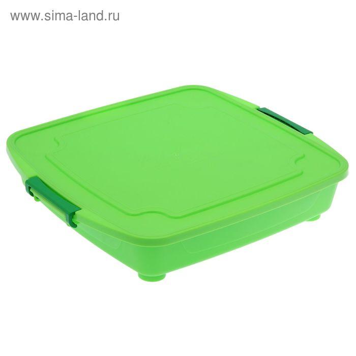 Контейнер для решетки гриль и шампуров 58х51,5х11,5 см