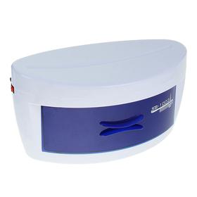 Стерилизатор маникюрного инструмента LuazON LGS-01, УФ, 10 Вт, 220 В, белый Ош