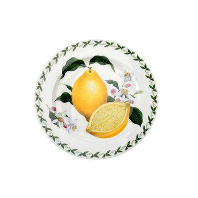 Тарелка «Лимон», 20 см