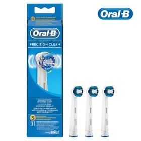 Насадка Oral-B EB20, для зубной щетки Precision Clean, 3 шт 973614