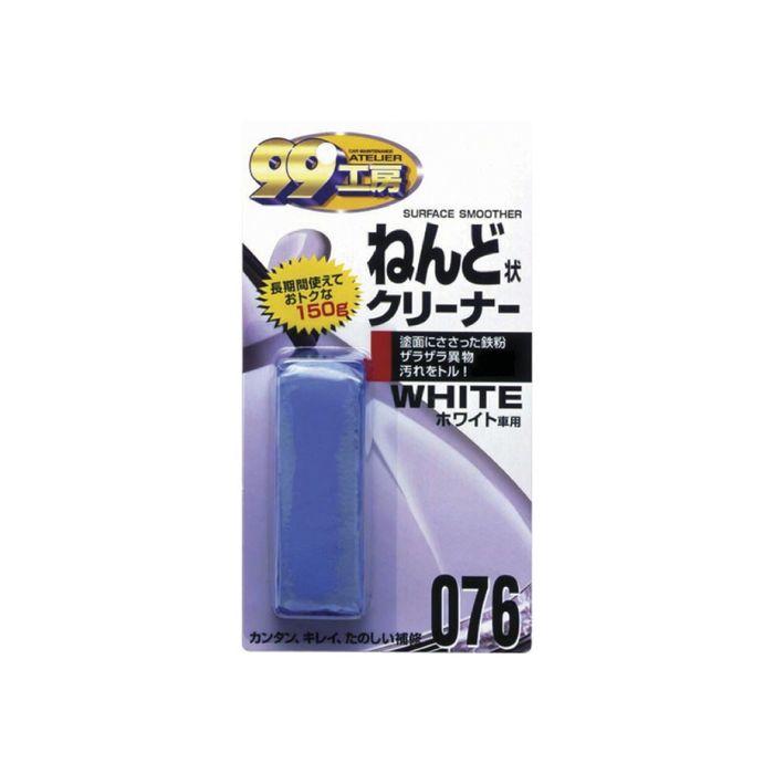 Абразивная глина для очистки кузова Surface Smoother для светлых, 150 г