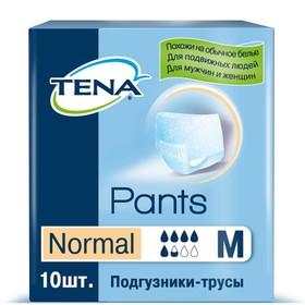 Подгузники-трусы Tena Pants Normal, размер M (80-100 см), 10 шт.