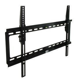 """Кронштейн Kromax IDEAL-2, для ТВ, наклонный, 32-90"""", 23 мм от стены, черный"""