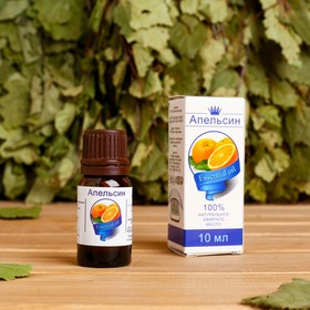 Эфирное масло 'Апельсин', флакон-капельница, аннотация, 10 мл Ош