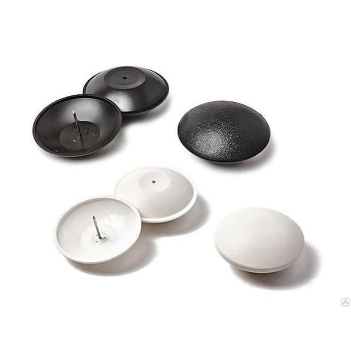Датчик радиочастотный, Ракушка, Designer Micro, d50мм, цвет белый