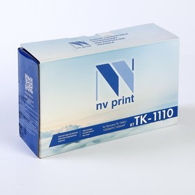 Картридж NV PRINT TK-1110 для Kyocera FS-1040/1020MFP/1120MFP (2500k), черный