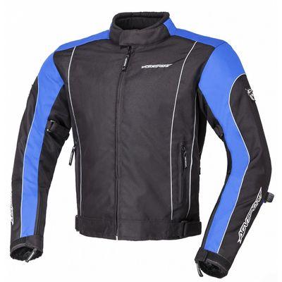 Куртка текстильная Apex, черн.синяя, XL