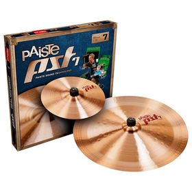 Комплект тарелок Paiste 000170FXPK PST 7 Effects Pack  10''/18''