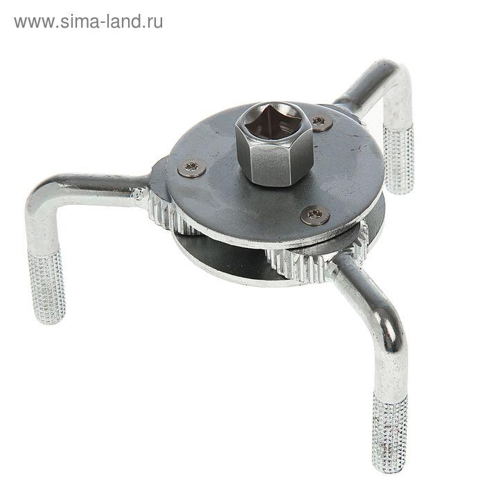 Съемник масляного фильтр, 75 - 130 мм, краб