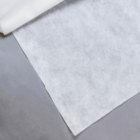Чехол для парника, прошитый, 8 × 2.1 м, 6 секций, плотность 45 г/м², без дуг