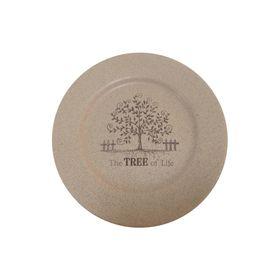 "Тарелка обеденная ""Дерево жизни"", 26 см"