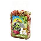 Подушечки JR FARM для грызунов, овощи, 100 г