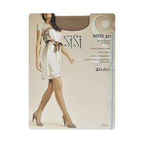 Колготки женские Sisi Miss, 20 den, размер 3, цвет daino