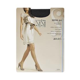 Колготки женские Sisi Miss, 20 den, размер 5, цвет nero