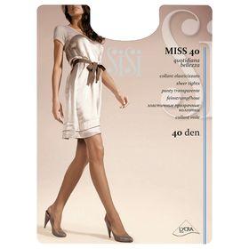 Колготки женские Sisi Miss, 40 den, размер 5, цвет grafite