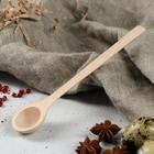 Ложка деревянная чайная, 15 см