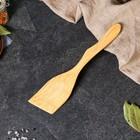 """Лопатка дубовая """"Косая"""", 30 см, микс"""