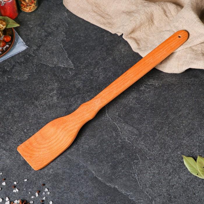 """Лопатка """"Хозяйская"""" большая, 45,5 см, бук-премиум"""