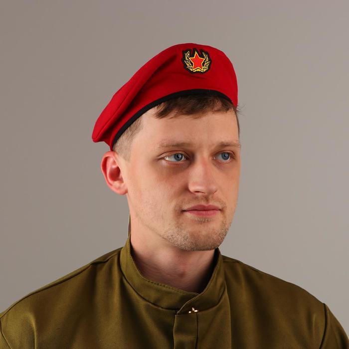 Берет военного «Краповый» для взрослых