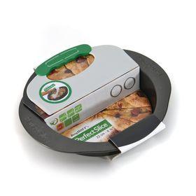 Круглая форма для выпечки с инструментом для нарезания Perfect Slice