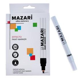 Маркер-краска (лаковый) 2.0 Effecto, чёрный, М-5008 Ош