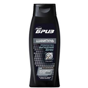 Шампунь для волос ТимБриз for Men «Профилактика выпадения волос», уголь и мята, 300 мл