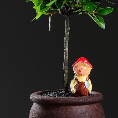 """Автополив для комнатных растений """"Человек"""", микс, 50 мл - Фото 1"""