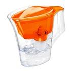 Фильтр-кувшин «Барьер-Танго», 2,5 л, с узором, цвет оранжевый - Фото 2