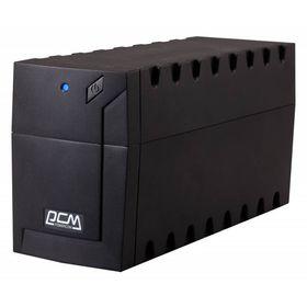 Источник бесперебойного питания Powercom Raptor RPT-1000A, 600 Вт, 1000 ВА, черный Ош
