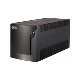 Источник бесперебойного питания Powercom Raptor RPT-2000AP, 1200 Вт, 2000 ВА, черный Ош