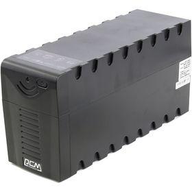Источник бесперебойного питания Powercom Raptor RPT-600AP, 360 Вт, 600 ВА, черный Ош