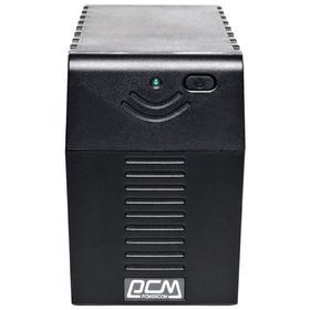 Источник бесперебойного питания Powercom Raptor RPT-800AP, 480 Вт, 800 ВА, черный Ош