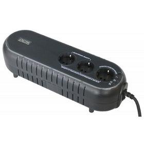 Источник бесперебойного питания Powercom WOW 500U, 250 Вт, 500 ВА, черный Ош