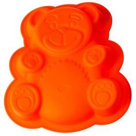 Форма для пирога «Медвежонок», размер 26х23,5х4 см