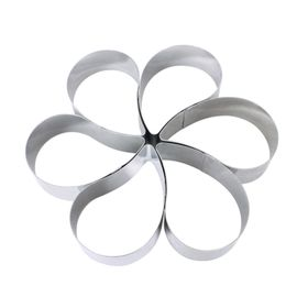 Набор для выпечки Linea EASY «Цветок», 6 предметов