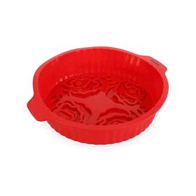 Форма для выпечки «Букет», размер 27х6,5 см