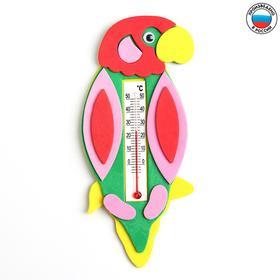 Термометр комнатный детский «Попугай» Ош