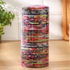 Крышка для консервирования «Элит», СКО-82 мм, лакированная, упаковка 50 шт, цвет МИКС - Фото 3