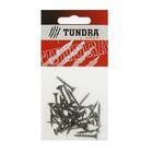 Саморезы по дереву TUNDRA krep, 3.5(3.8)х25 мм, оксид, крупный шаг,  30 шт.