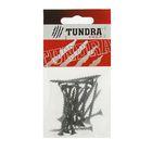 Саморезы по дереву TUNDRA krep, 3.5(3.8)х45 мм, оксид, крупный шаг, 20 шт.