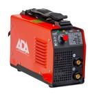 Сварочный инвертор IronWeld 180 ADA, 10-180А, 2-4мм, ПВ 60%, 220В, 5.3кВт