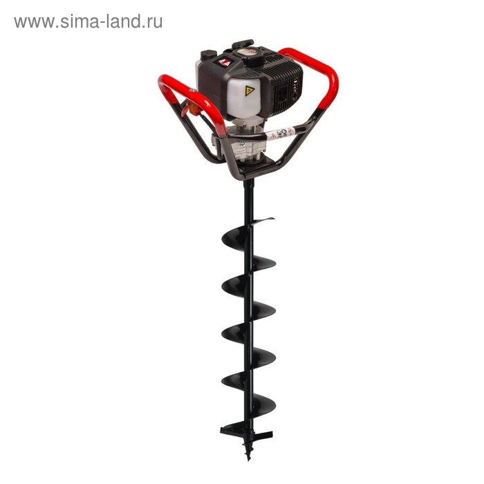 Мотобур ADA GroundDrill-2 со шнеком Drill 150, бенз., 2Т., 2.5 л.с./1.8 кВт