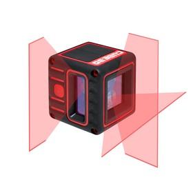 Нивелир лазерный ADA 3D Cube Basic Edition А00382, 20 м,  ±2 мм/10 м, ±3°, 3 линии Ош