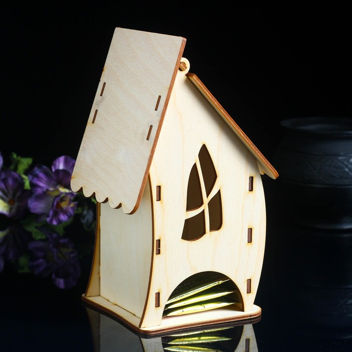 Чайный домик Дом наклоненный