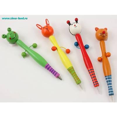 ручки звери